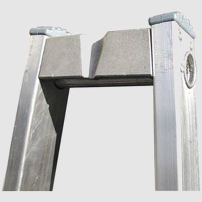 Ladder Top 06ft Vee Groove Metallic Ladder Mfg. Corp.