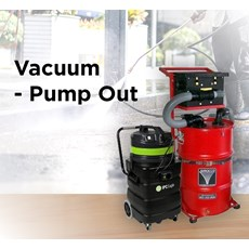 Vacuum - Pump Out
