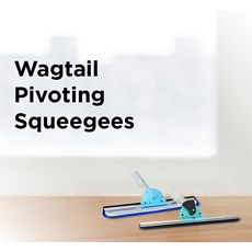 Wagtail Pivoting Squeegees