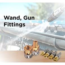 Wand, Gun Fittings