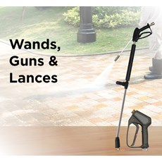 Wands, Guns and Lances