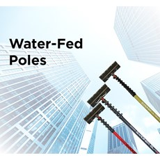 Water-Fed Poles