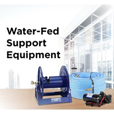 Water-Fed Support Equipment