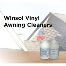 Winsol Vinyl Awning Cleaners